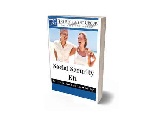 ebook cover for social security kit