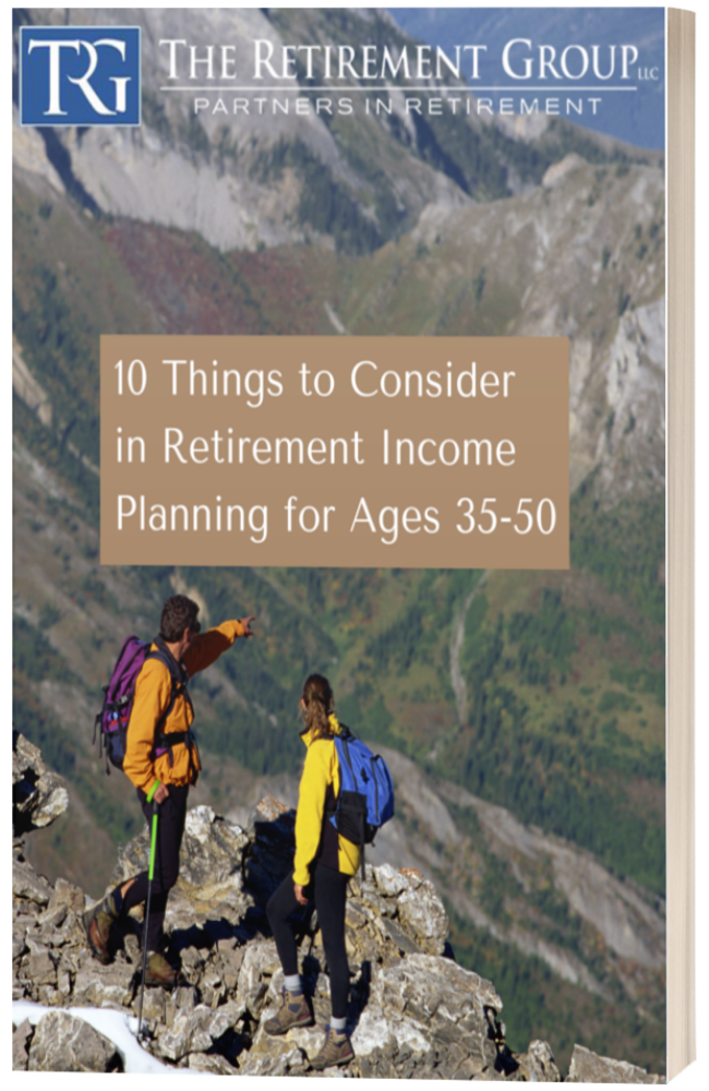 10 Things to Consider in Retirement Income Planning for Ages 35-50