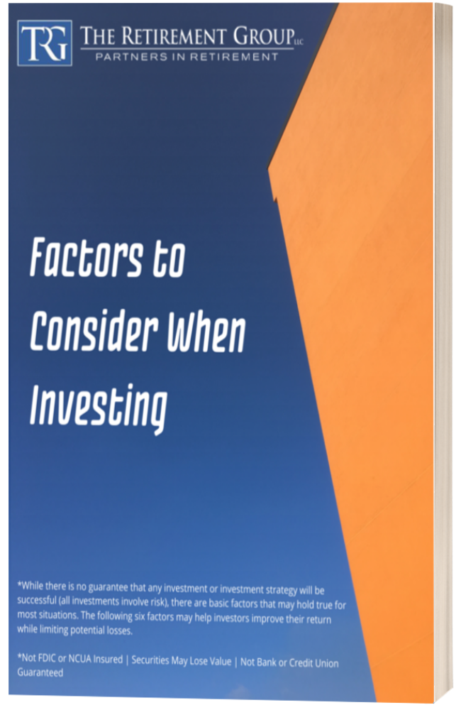 Factors to Consider When Investing