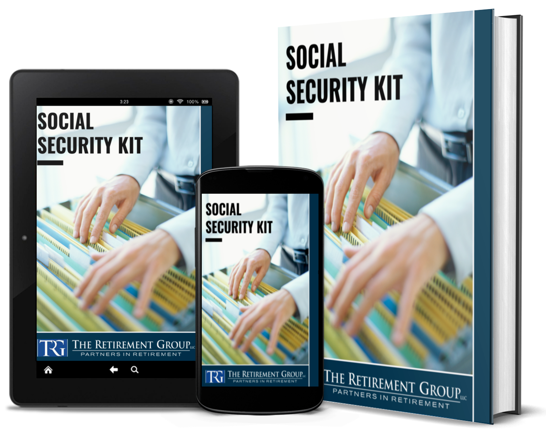 Social Security Kit Book Cover Cropped