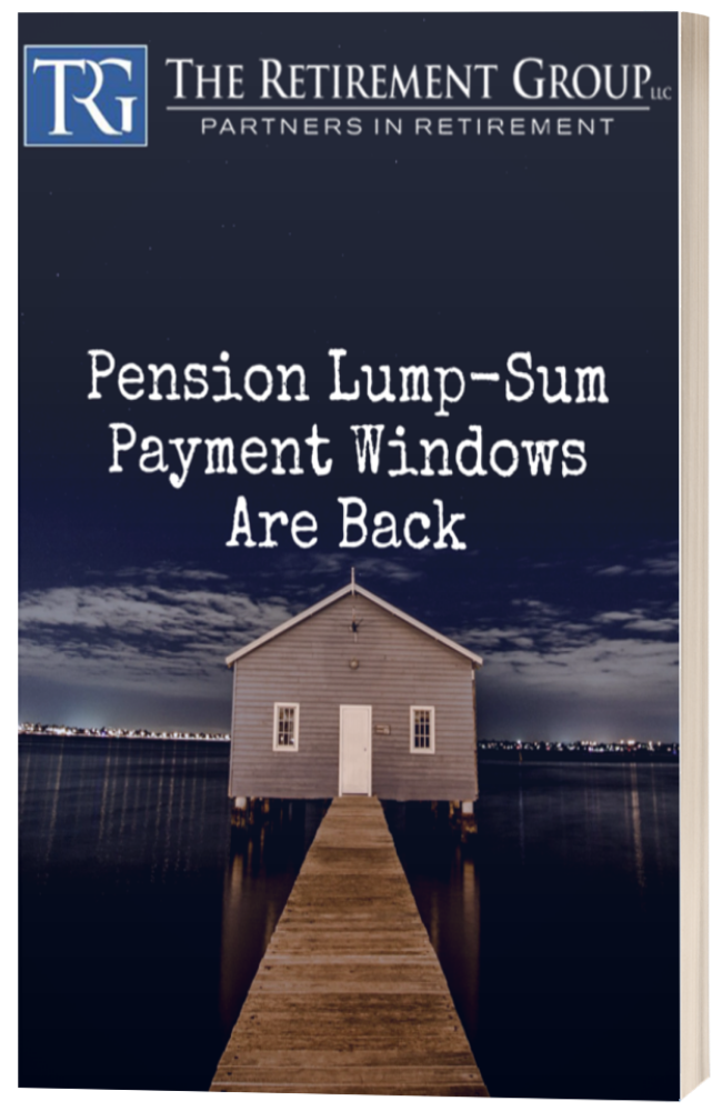 Pension Lump-Sum Payment Windows Are Back