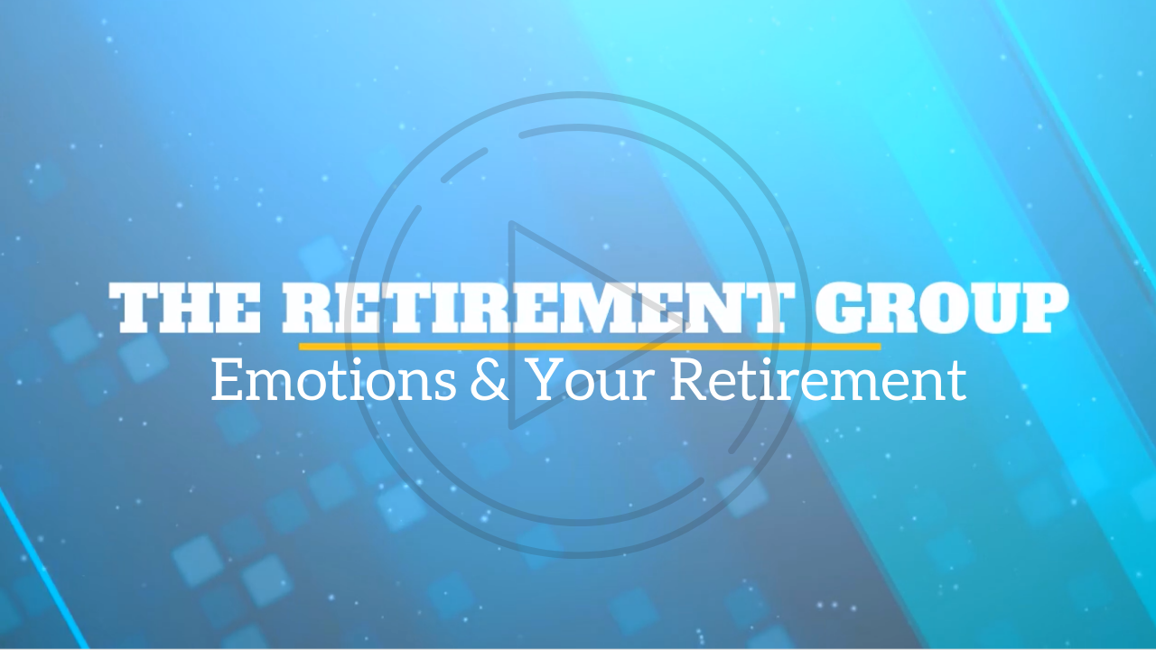Emotions and Your Retirement with Patrick Ray