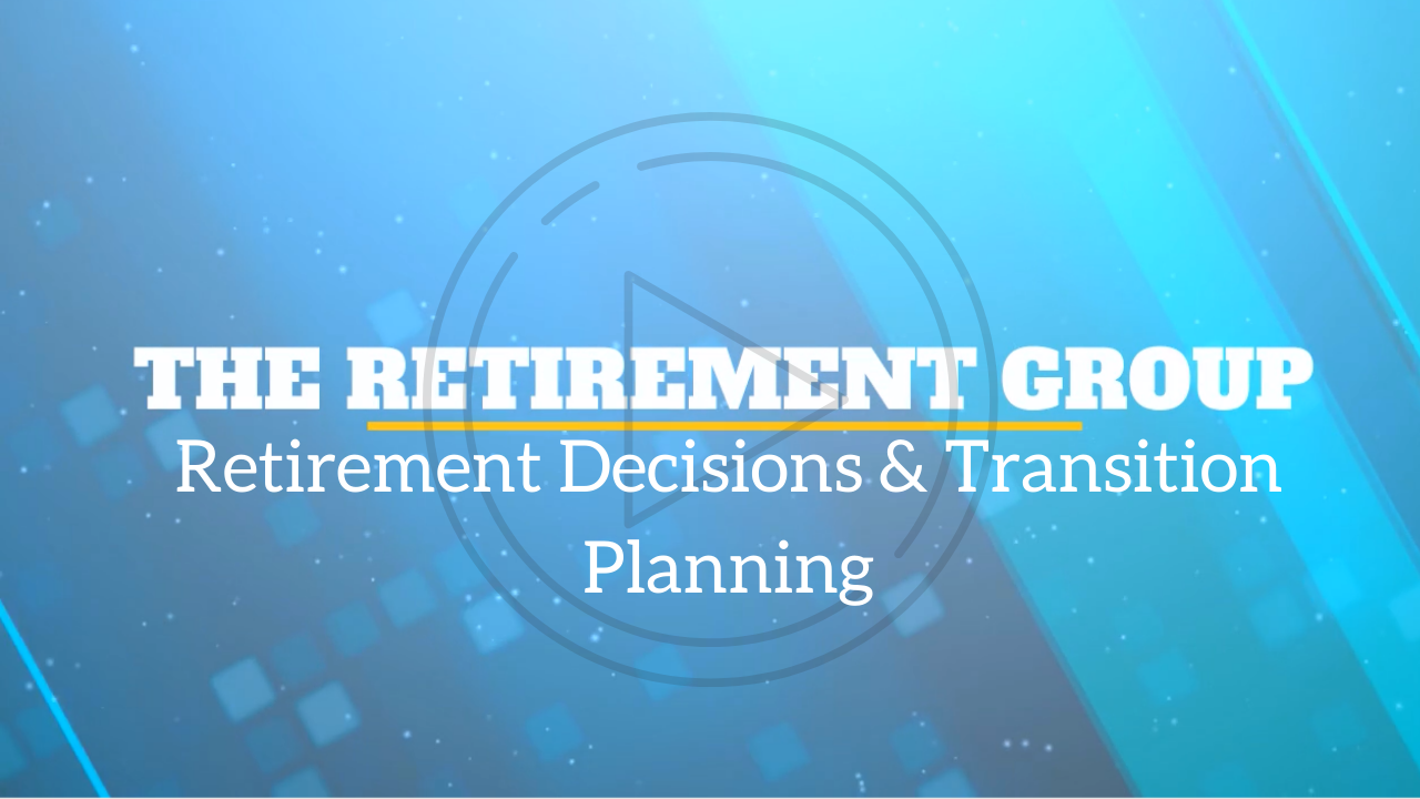 Retirement Decisions and Transition Planning with Tyson Mavar