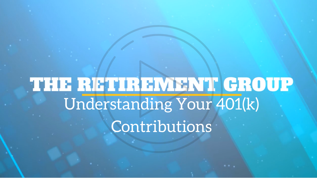 Understanding Your 401k Contributions with Steve Boblis